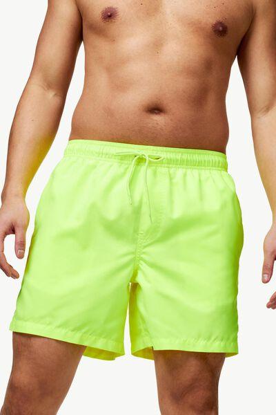 men's swimming trunks yellow XL - 22130764 - hema