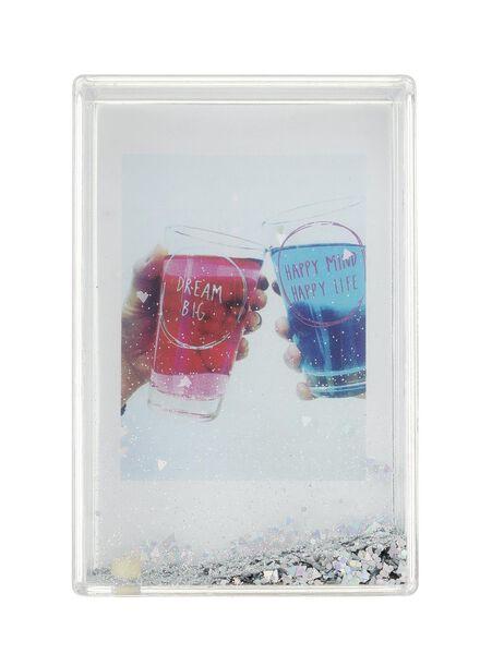 cadre photo boule à neige instax - 60150195 - HEMA