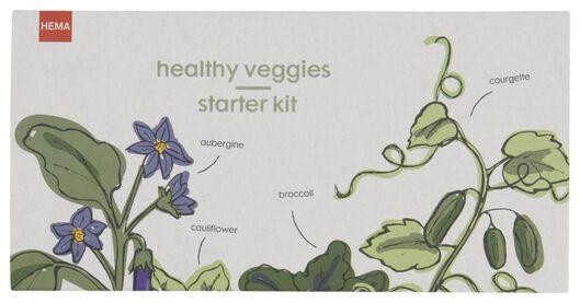 Anzuchtset Gemüse - 41810278 - HEMA
