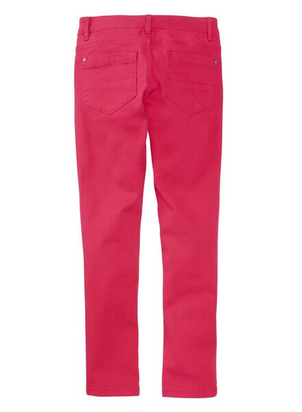 children's skinny jeans pink pink - 1000006103 - hema