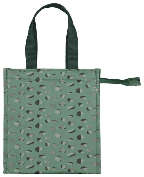 cooler bag lunch 11x23x26 dots - 80610096 - hema