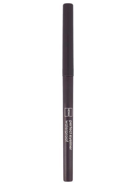 crayon khôl stylo rétractable waterproof 58 aubergine - 11210158 - HEMA