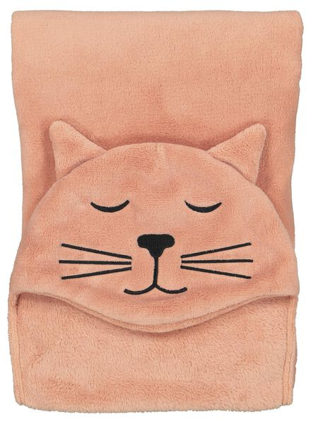 snuggle throw - cat - 60310043 - hema