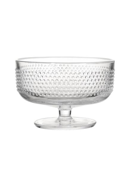 ice-cream bowl Bergen relief 450 ml - 9401023 - hema