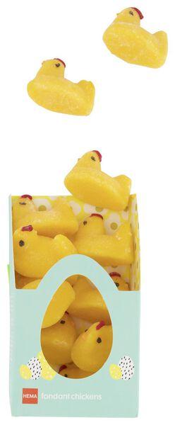 fondant chicks - 10081031 - hema