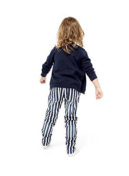 Kinder-Skinnyjeans dunkelblau dunkelblau - 1000014187 - HEMA
