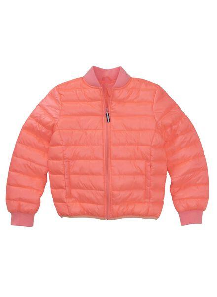 children's jacket fluor pink fluor pink - 1000006339 - hema