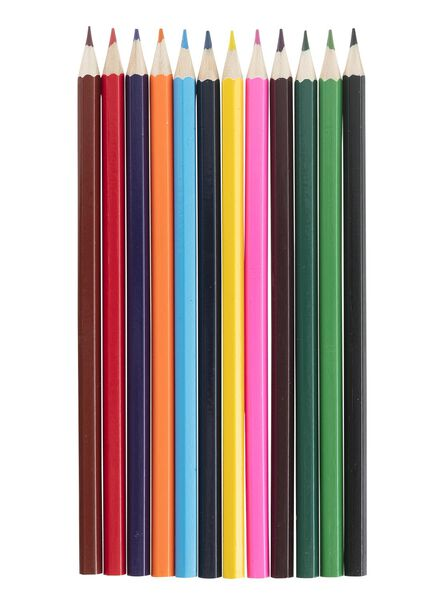 Image of HEMA 12-pack Colouring Pencils