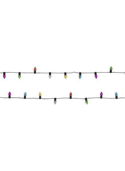 decorative ribbon with candles 150 cm - 25300580 - hema