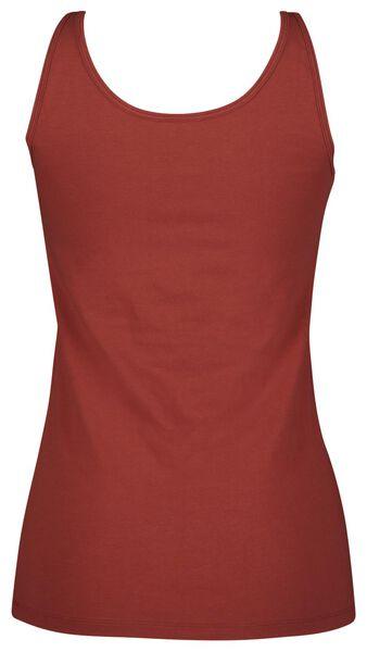 débardeur femme rouge rouge - 1000021803 - HEMA