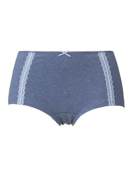 women's boxer shorts blue blue - 1000006540 - hema