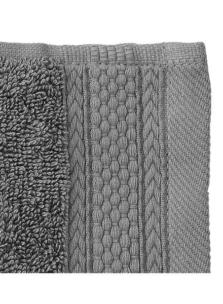 towel - 60 x 110 cm - hotel quality - dark grey dark grey towel 60 x 110 - 5216015 - hema