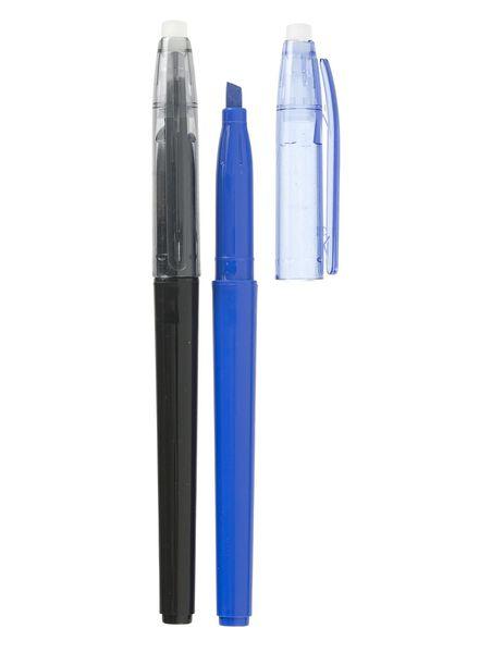 2-pak uitwisbare pennen - 15980035 - HEMA