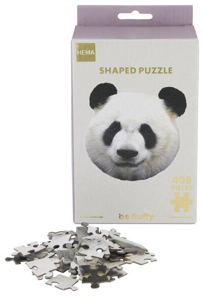 Panda-Puzzle, 408 Teile - 61140172 - HEMA