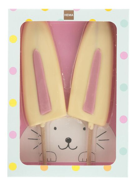 chocolate Easter bunny ears - 10059813 - hema
