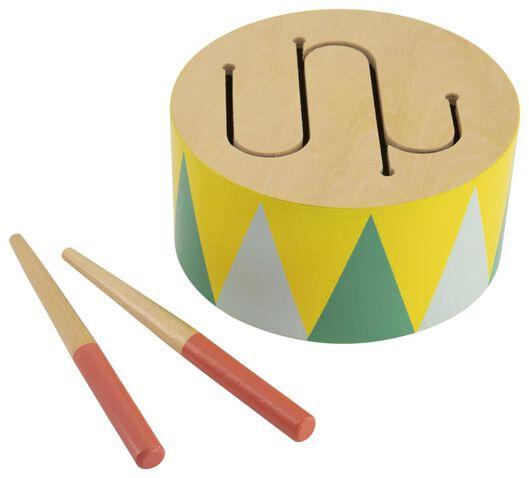 drum wood Ø14.5 - 15130082 - hema