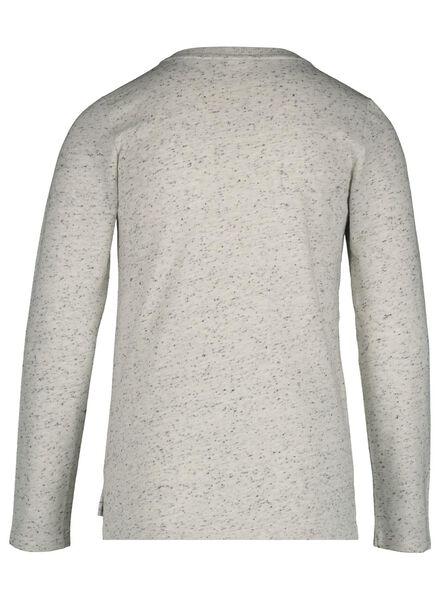kinder t-shirt gebroken wit gebroken wit - 1000017347 - HEMA