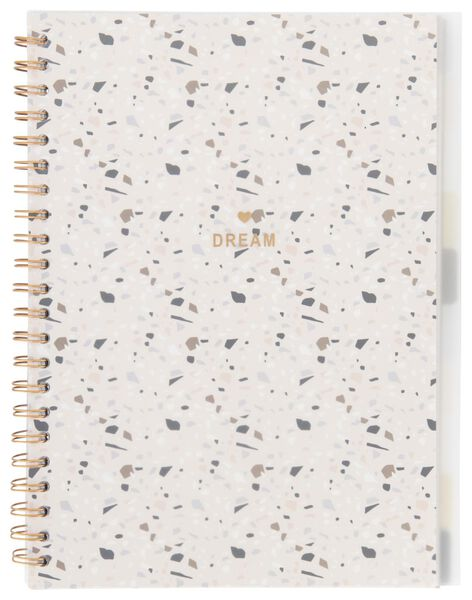 10-in-1 lecture notebook A4 - French-ruled (Seyès) - 14132228 - hema