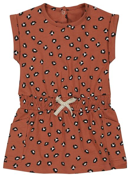 Babykleiderroecke - HEMA Baby Kleid Rosa - Onlineshop HEMA