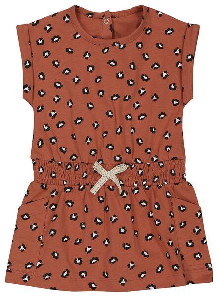 Baby-Kleid rosa rosa - 1000023092 - HEMA