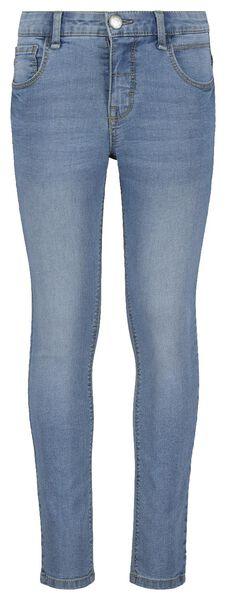 children's regular fit jeans light blue light blue - 1000018011 - hema