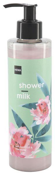 lait de douche à l'eau de rose 300 ml - 11330103 - HEMA
