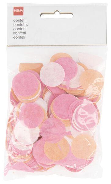 confettis roses - 14280136 - HEMA