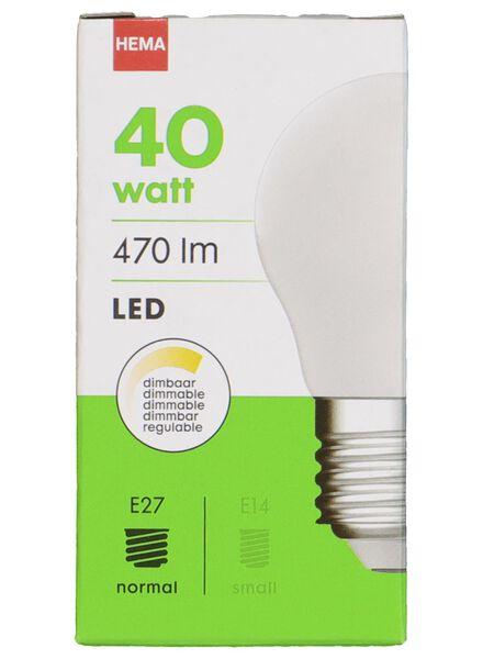 LED-Lampe, 40 W, 470 lm, dimmbar - 20020036 - HEMA