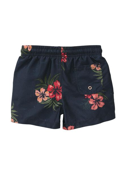 children's swim shorts blue blue - 1000007225 - hema