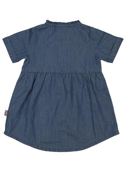 baby dress denim denim - 1000017445 - hema
