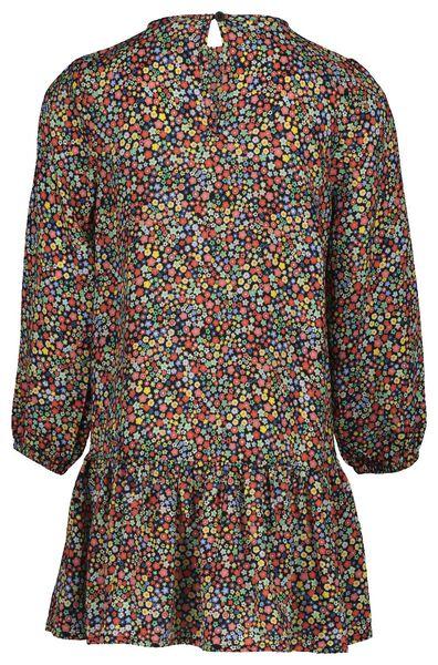 Kinder-Kleid bunt1 bunt1 - 1000018369 - HEMA