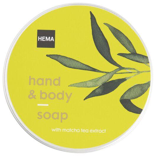 soap in tin can matcha - 11315307 - hema