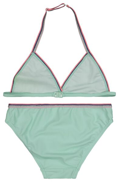 children's bikini triangle green green - 1000018218 - hema