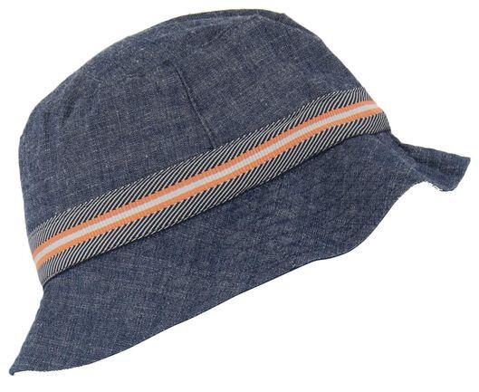 children's hat denim denim - 1000019326 - hema