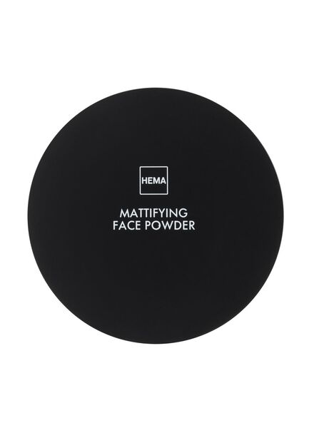 mattifying face powder neutral light - 11294723 - hema