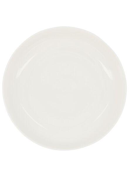 deep plate - 21 cm - Rome - new bone - white - 9602044 - hema