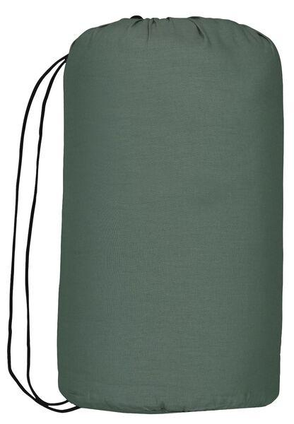 Schlafsack, 200 x 80 cm, Baumwolle, grün - 41820390 - HEMA