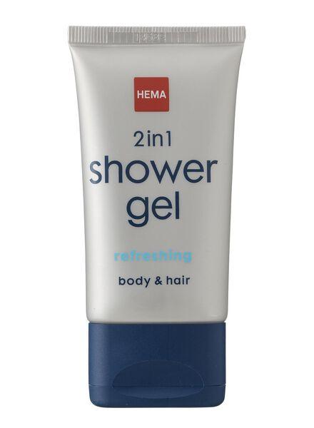 gel douche homme 2 en 1 - 11722052 - HEMA