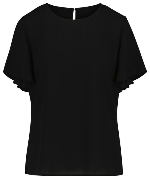 women's top black black - 1000019232 - hema