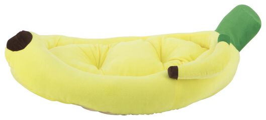 pet bed basket - banana - 74x38 - 61122453 - hema