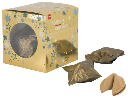Image of HEMA 10 Fortune Cookies Christmas