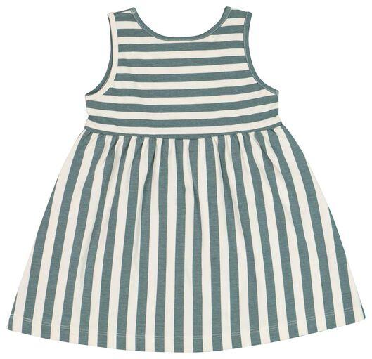 robe bébé - coton biologique blanc cassé blanc cassé - 1000019799 - HEMA