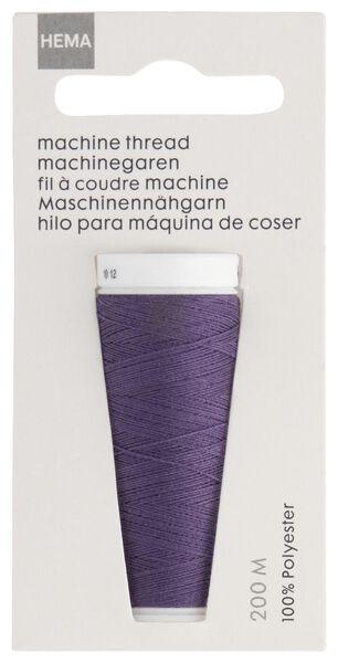 machine/hand sewing thread 200 metres purple machine thread purple - 1422031 - hema