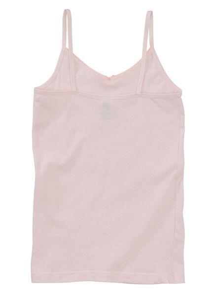 2-pack children's vests light pink light pink - 1000006509 - hema