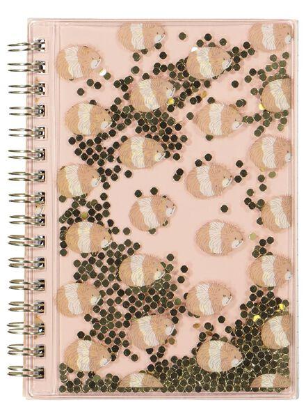 notebook A6 ruled - 14135804 - hema