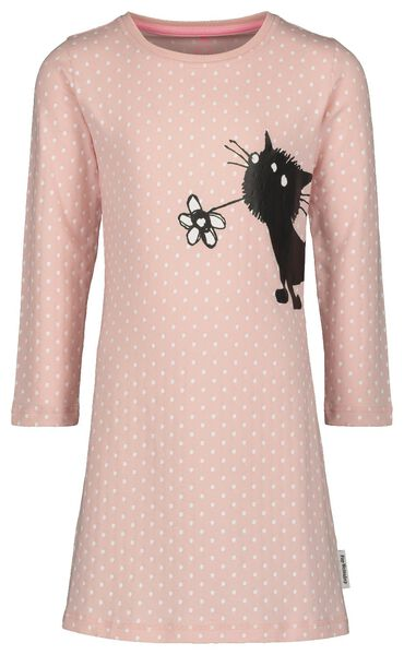 kindernachthemd Siepie roze roze - 1000020700 - HEMA