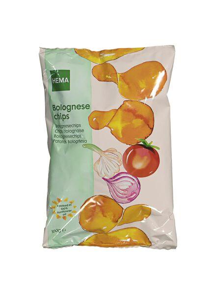 bolognese crisps - 10661114 - hema