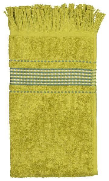 guest towel - 30x55 - heavy quality - lime green - 5220082 - hema