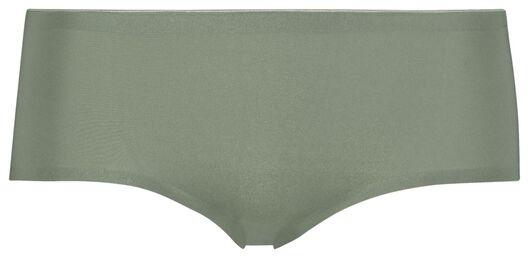 women's boxer shorts second skin micro green green - 1000019055 - hema