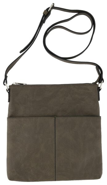 Damen-Tasche, grün - 18790036 - HEMA